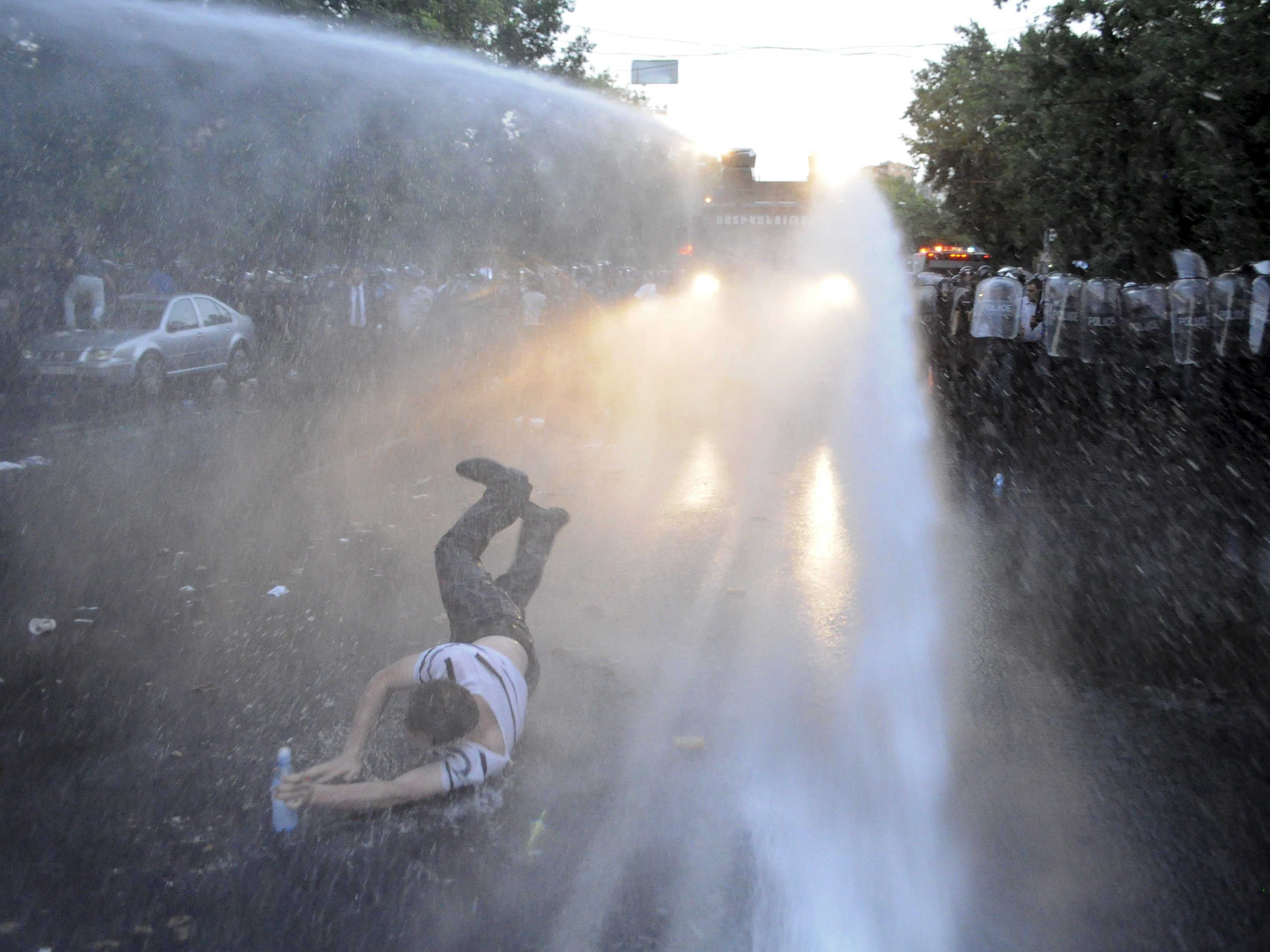 Armenians are protesting over price hikes — and Russia's not pleased