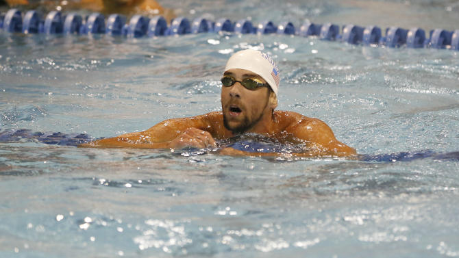 Phelps' comeback plans starting to come into focus