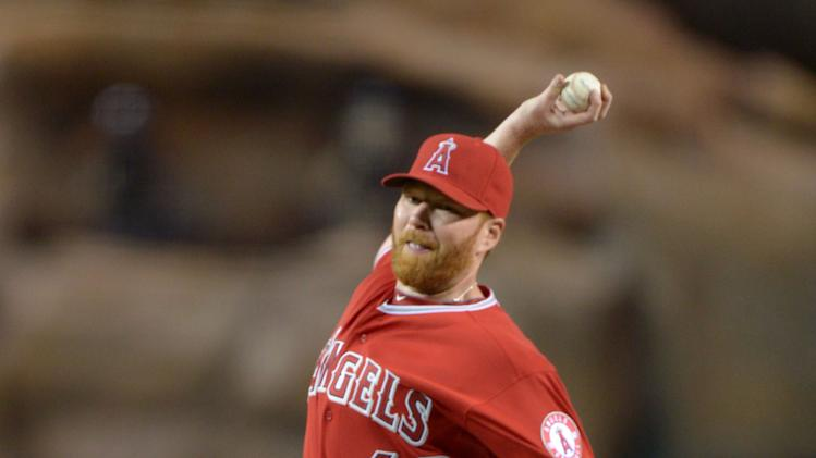 MLB: Houston Astros at Los Angeles Angels
