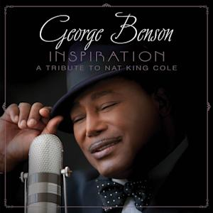 "This CD cover image released by Concord Music Group shows ""Inspiration: A Tribute To Nat King Cole"" by George Benson. (AP Photo/Concord Music Group)"