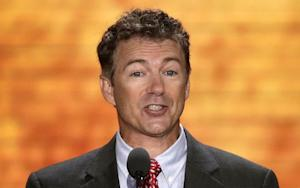 Rand Paul Doesn't Want You to Go to Jail for Smoking Pot