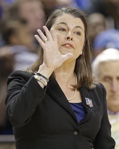 No. 6 Duke women claim ACC crown by routing UNC