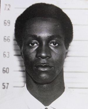 This arrest photo taken Feb. 15, 1963 and provided by the New Jersey Department of Corrections shows George Wright while in custody for the 1962 murder of a gas station owner in Wall, N.J. Wright was arrested Sept. 26, 2011, by Portuguese authorities at the request of the U.S. government after more than 40 years as a fugitive, authorities said Tuesday, Sept. 27, 2011.  The FBI says Wright, who escaped the Bayside State Prison in Leesburg, N.J., in 1970, became affiliated with the Black Liberation Army and in 1972 he and his associates hijacked a Delta flight from Detroit to Miami. After releasing the passengers in exchange for a $1 million ransom, the hijackers forced the plane to fly to Boston, then on to Algeria. (AP Photo)