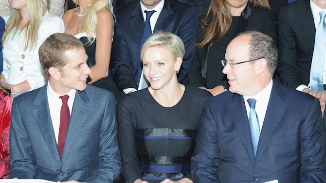 Dior Cruise Collection 2014 - Front Row