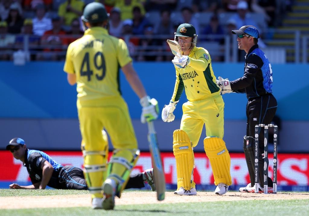 Australia must play swing better - Clarke