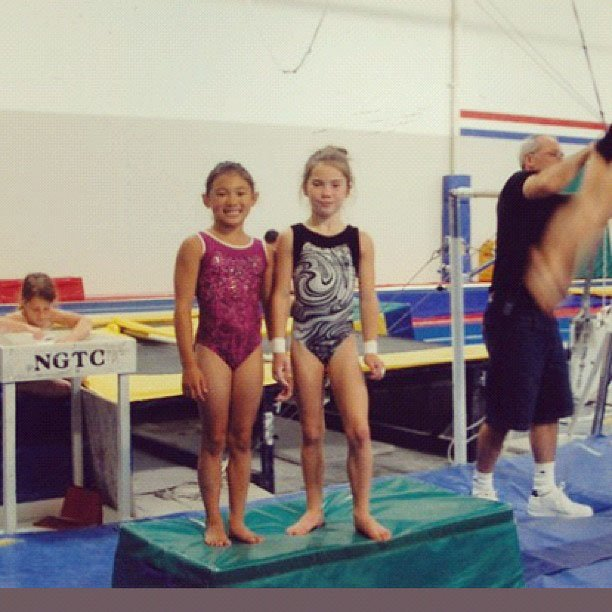 McKayla Maroney &amp; Kyla Ross