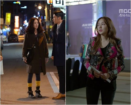 [Star vs Star] Yun Eun hye and Jung Ryeo won, styling queen is?