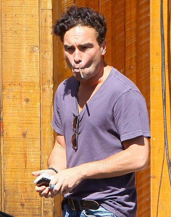 Galecki Johnny Sddlrnch