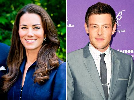 Kate Middleton, Prince William Leave Bucklebury for London, Cory Monteith's Drug Abuse Revealed: Top 5 Stories