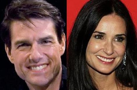 Why Tom Cruise Should Date Demi Moore