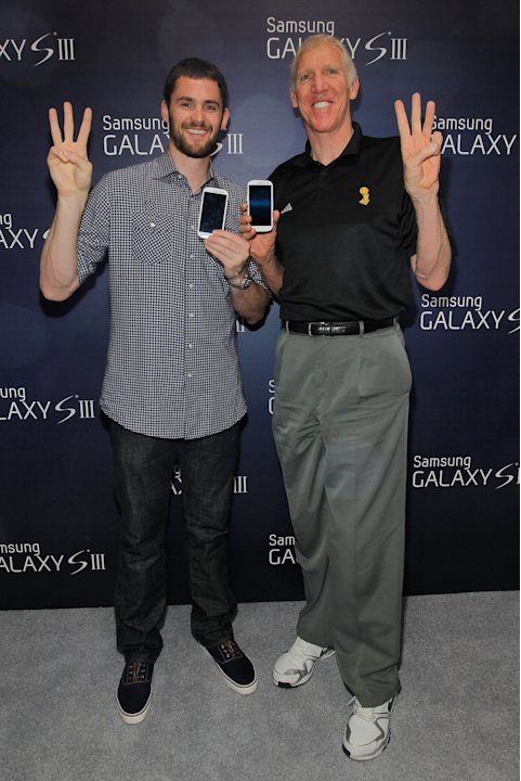 Samsung Galaxy S III Launch Day