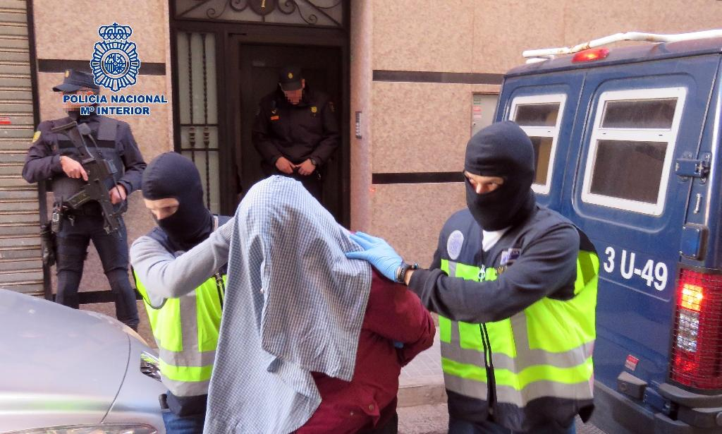 Seven arrested in Spain over suspected jihad links