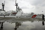 The US Dallas Coast Guard Cutter, pictured in 2008. The United States will soon give a second Coast Guard cutter to the Philippines as part of efforts to boost the ally's military amid tensions at sea with China, officials said Tuesday