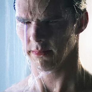 Cumberbatch's Shower Scene