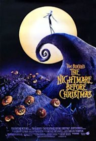 The nightmare before christmas directed by tim burton is a great holiday film