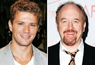 Ryan Phillippe, Louis C.K | Photo Credits: Jon Kopaloff/FilmMagic, Steve Granitz/WireImage