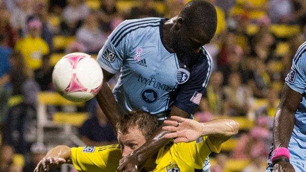 Getting galvanized: Sporting Kansas City show playoff form with rugged win in Columbus