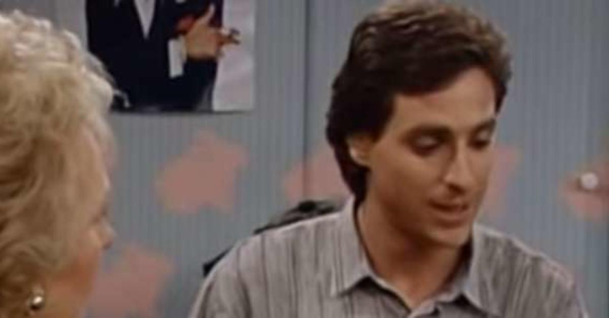 "11 Clips of ""Full House"" That Are Way Too Bleak"
