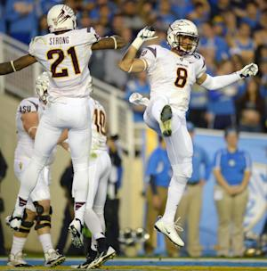 Parity has ruled the Pac-12 this season