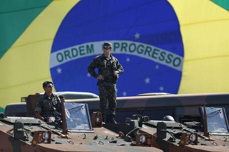 FBI led Brazil to suspected militants mulling Olympic attack: prosecutor