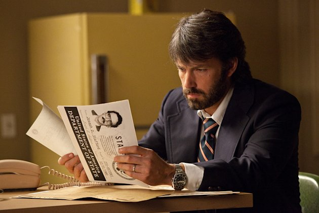 Argo Warner Bros Pictures 2012 Ben Affleck
