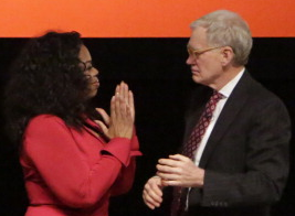 Oprah Returning to Letterman Show