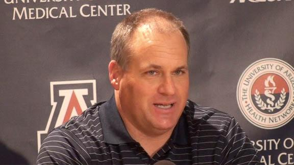 Rich Rodriguez - Oct. 15