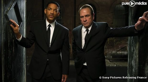 Une nouvelle suite de Men In Black et un remake de Jumanji ?