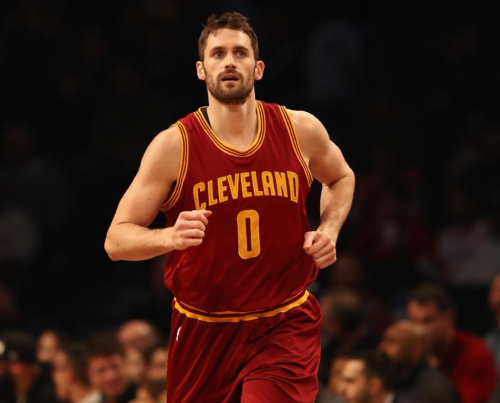 Love skips Cavaliers' contact drills, in doubt to face Suns