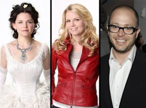 Ginnifer Goodwin, Jennifer Morrison, Damon Lindelof -- Getty ImagesABC