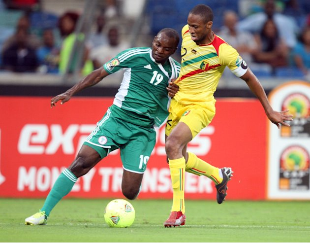 Mali v Nigeria - 2013 Africa Cup of Nations Semi-Final