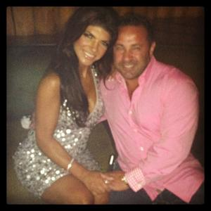 Teresa Giudice, Joe Giudice Are All Smiles In Florida