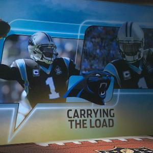 Progress or regress for Carolina Panthers quarterback Cam Newton?
