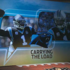 Progress or regress for Carolina Panthers quarterback Cam Newton?