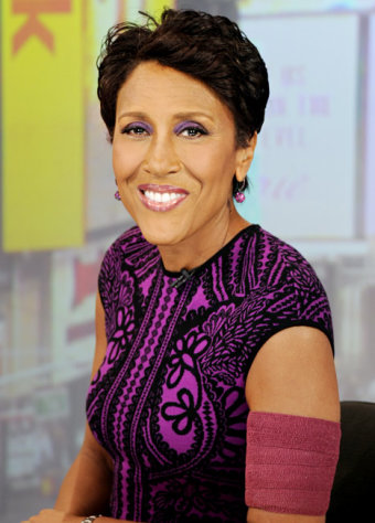 "Robin Roberts Tells Oprah Winfrey: ""I Can't Wait to Come Back"" to GMA"