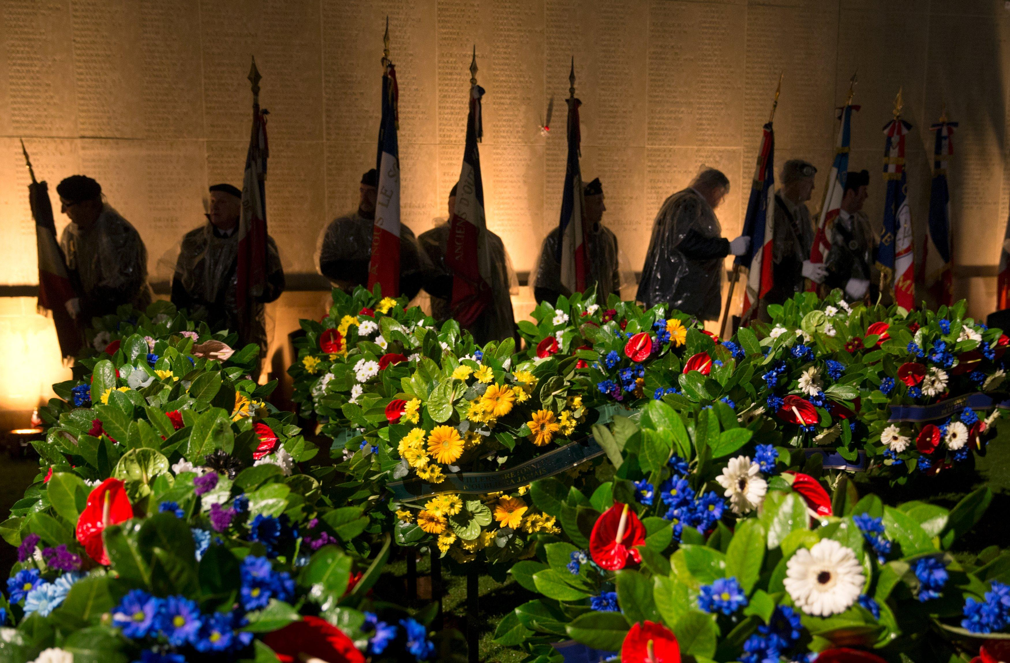 Soldiers honored on 100th year of Gallipoli battle