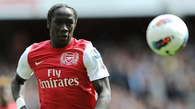 Bacary Sagna has just a year remaining on his contract at Arsenal