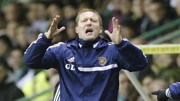 Gary Locke is hoping to be able to strengthen his team