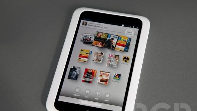Barnes & Noble opens fire at Amazon with new NOOK HD, NOOK HD+ tablets (hands-on)