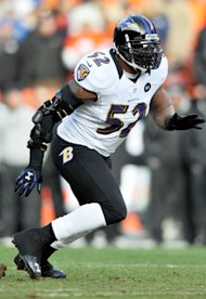 Ray Lewis | Photo Credits: Dustin Bradford/Getty Images Sport