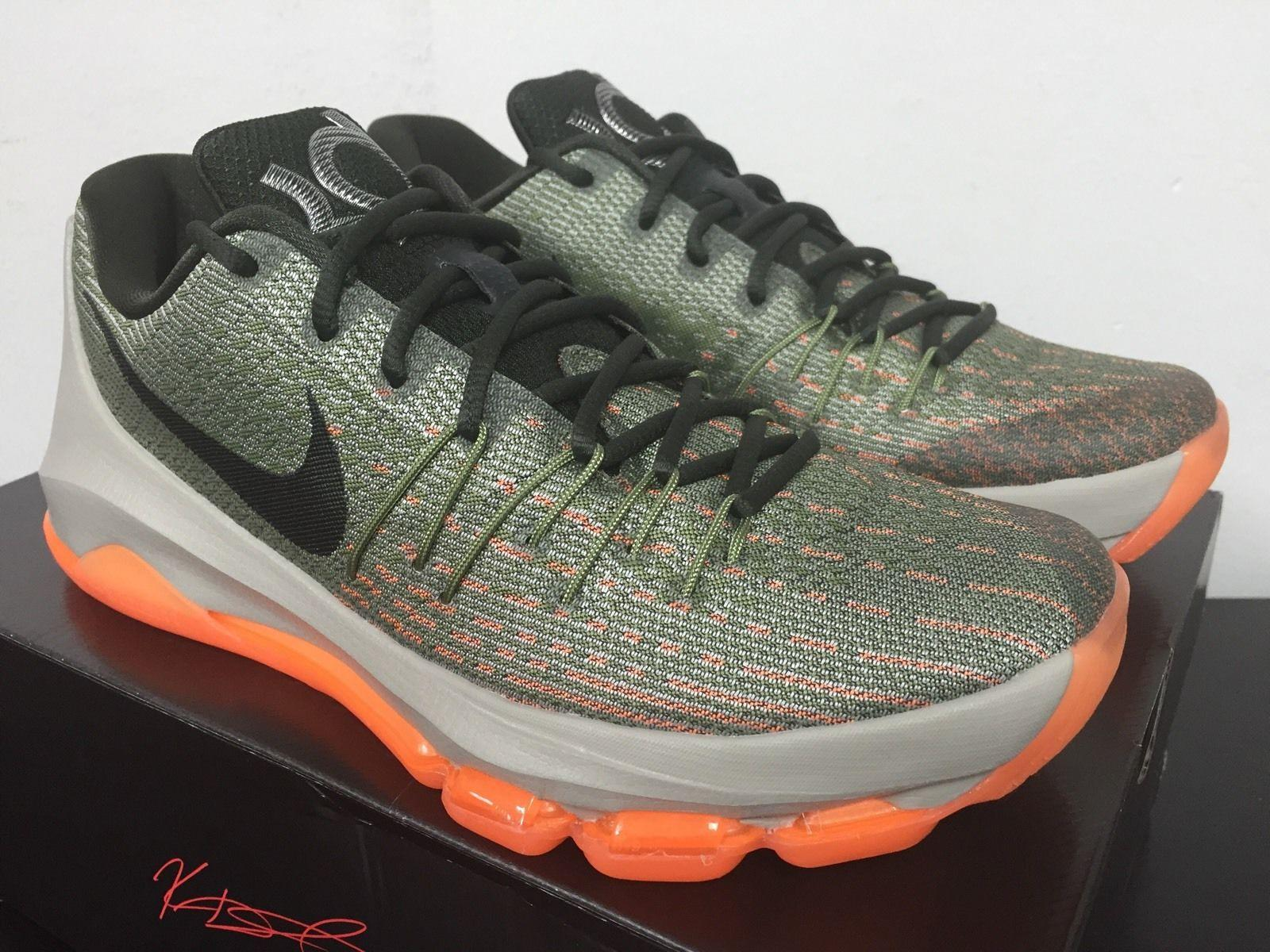 The Latest Nike KD 8 Was Inspired By Kevin Durant's Nickname