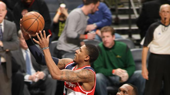 Beal leads Wizards to 97-83 win over Bobcats