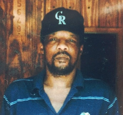 FILE - James Byrd Jr., shown in this 1997 family photo, was tied to a truck and dragged to his death along a rural East Texas road early Sunday, June 7, 1998, near Jasper, Texas. Lawrence Russell Brewer, 44, one of two purported white supremacists condemned for Byrd's death, is set for execution Wednesday for participating in chaining Byrd to the back of a pickup truck, dragging the black man along the road and dumping what was left of his shredded body outside a black church and cemetery. (AP Photo/Byrd Family Photo, File)