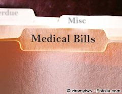 Payments for costly medical attention