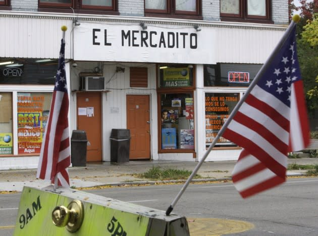 A Lonely Life for Immigrants in America's Rust Belt