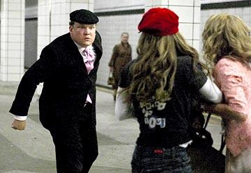 Andy Richter in Warner Bros. New York Minute