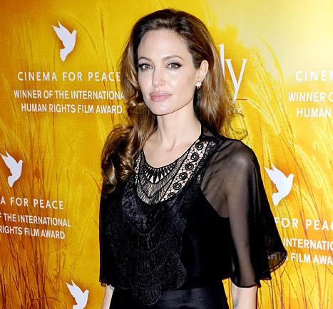 Angelina Jolie Opens All-Girls School in Afghanistan, Designs Jewelry Line to Fund Other Institutions