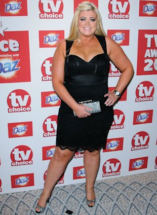 TOWIE's Lydia Bright, Chloe Sims And Gemma Collins Glam Up To The Nines For TV Choice Awards