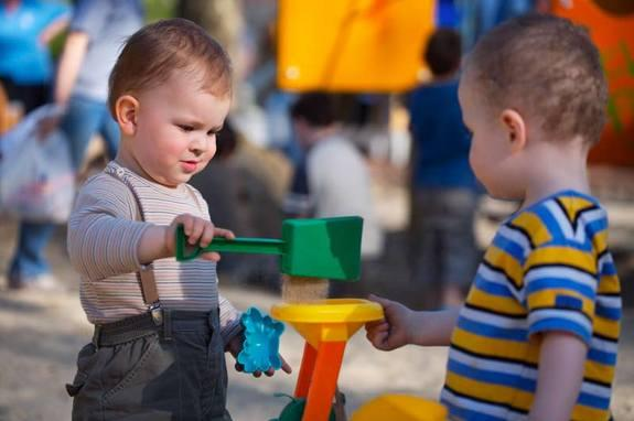 Why 3-Year-Olds Make Good Helpers