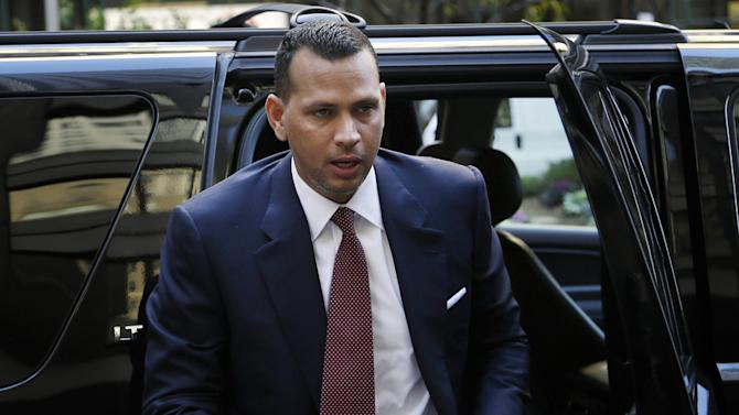 Fla. police finish probe into theft of A-Rod docs